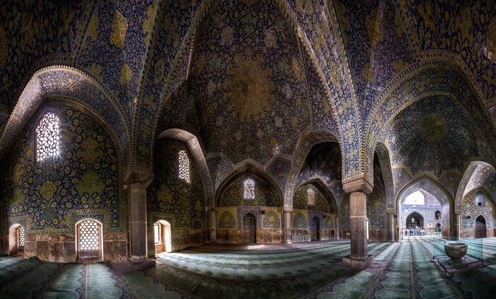 Shah_Emam_Mosque Isfahan iran tour cheetah adventures 2