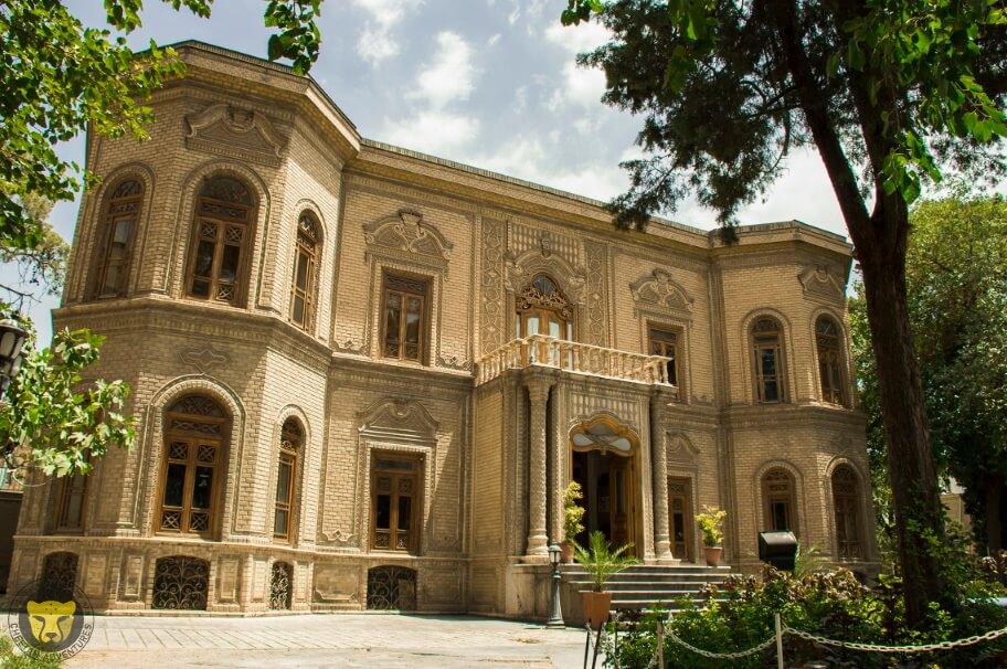 1- Abgineh musuem tehran cultural tour iran travel cheetah 1