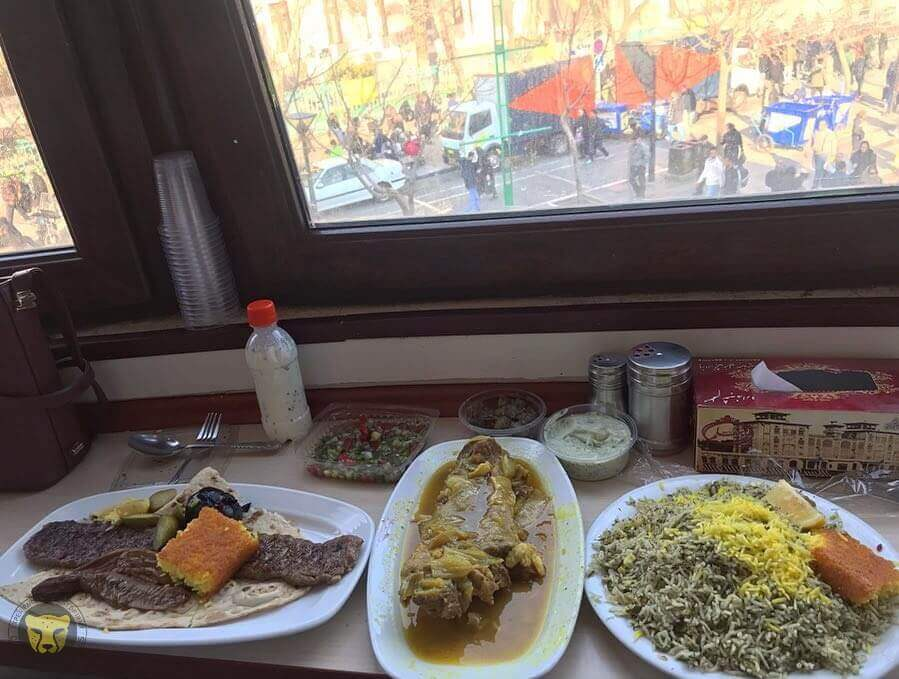 1-Moslem Restaurant tehran cultural food tour iran travel 1