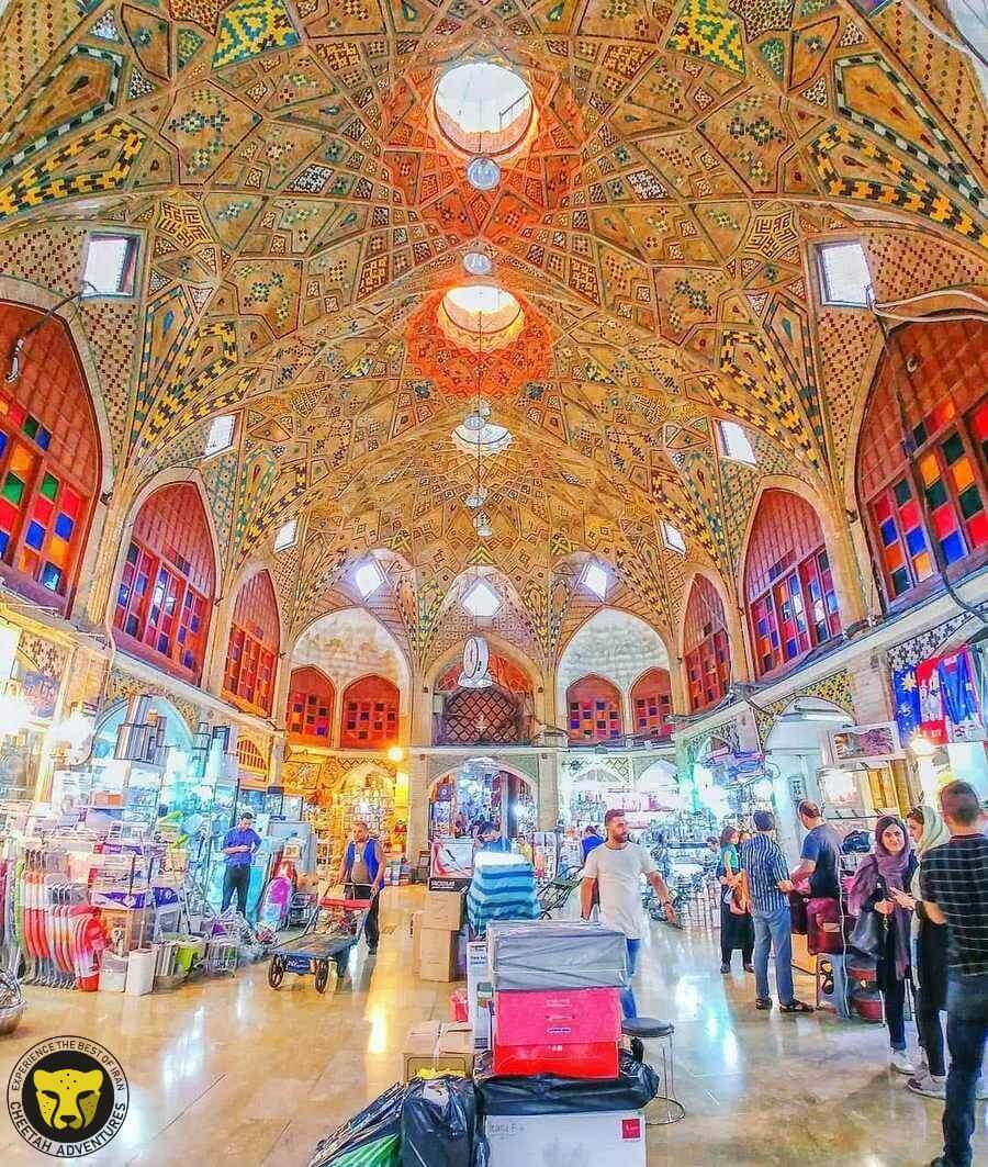 1- Tehran Grand Bazaar gallery iran tour cultural package 3 (1)