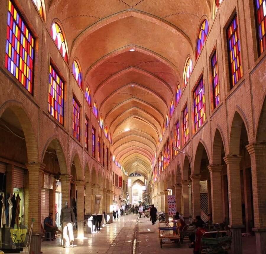 1- Tehran Grand Bazaar gallery iran tour cultural package 3 (2)