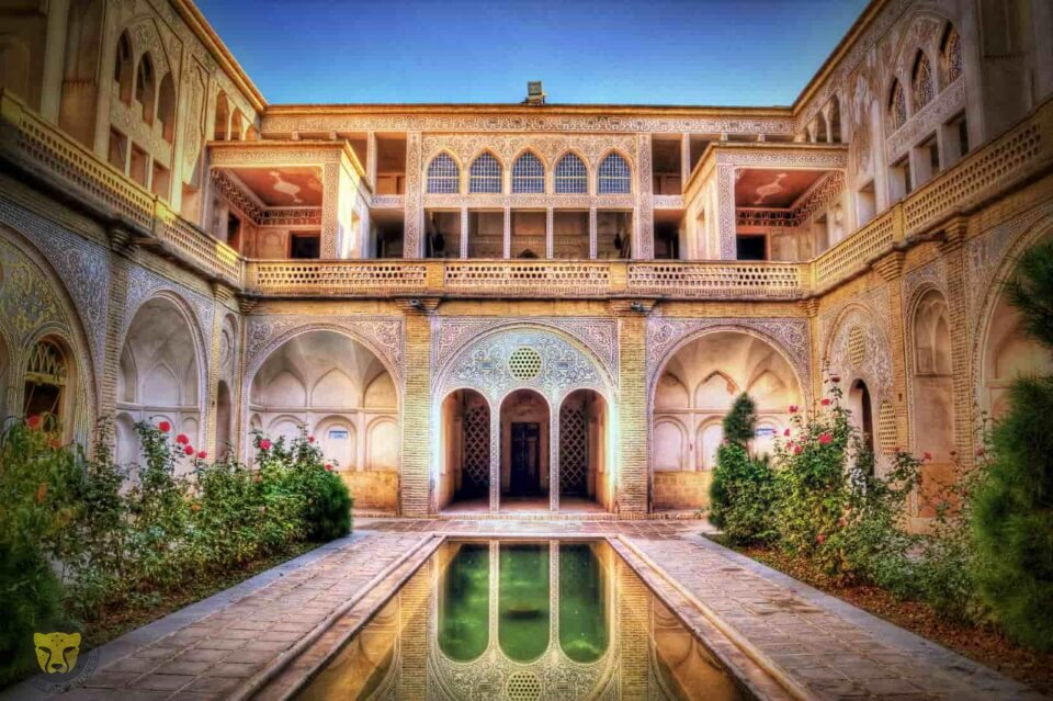 1- Abassi House kashan culture tour package trip