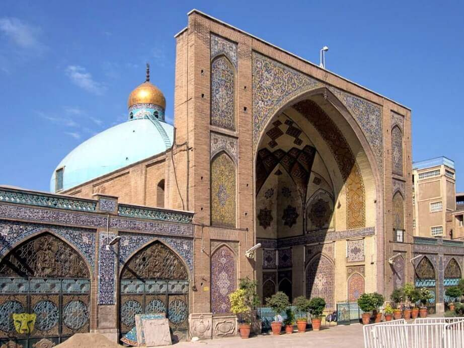 tehran-imam-khomeini-mosque