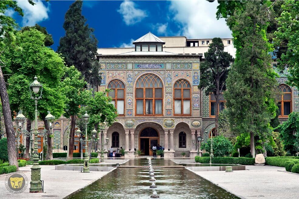 1- the golestan palace tehran cultural tour iran travel 2