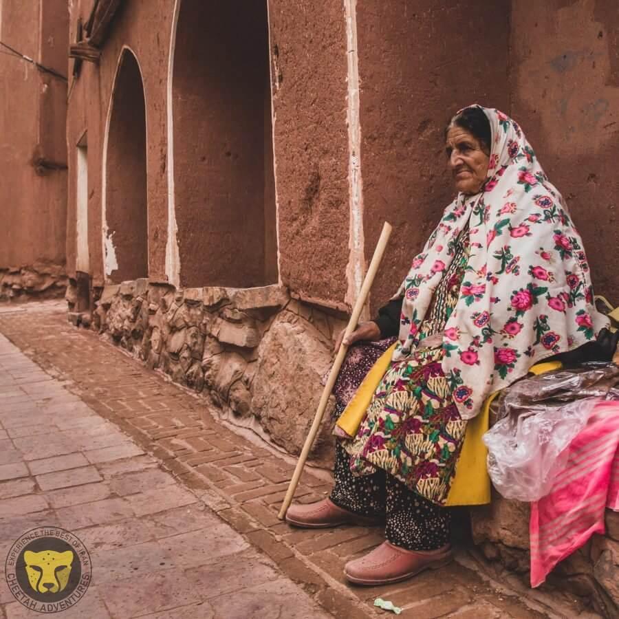 4- Abyaneh-Historical-Village-Abyaneh-Iran tour trip