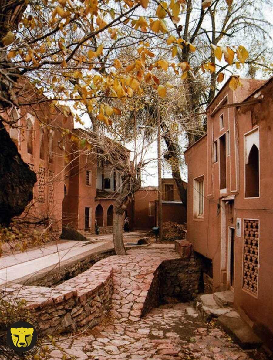 4- abyaneh village iran cultural tour