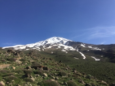 Damavand tour package iran travel mount trekking