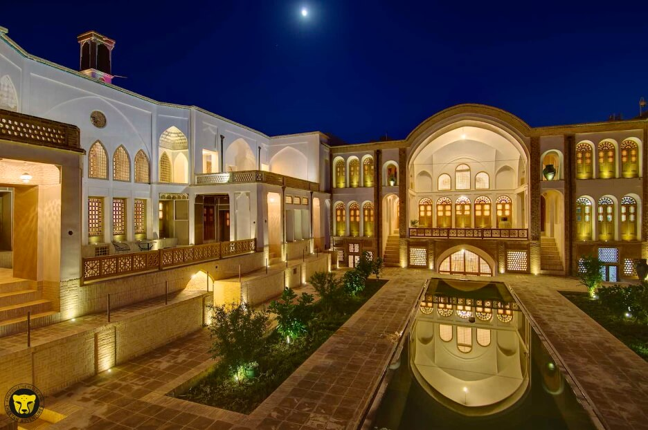 Manouchehri traditional house kashan cultural tour package