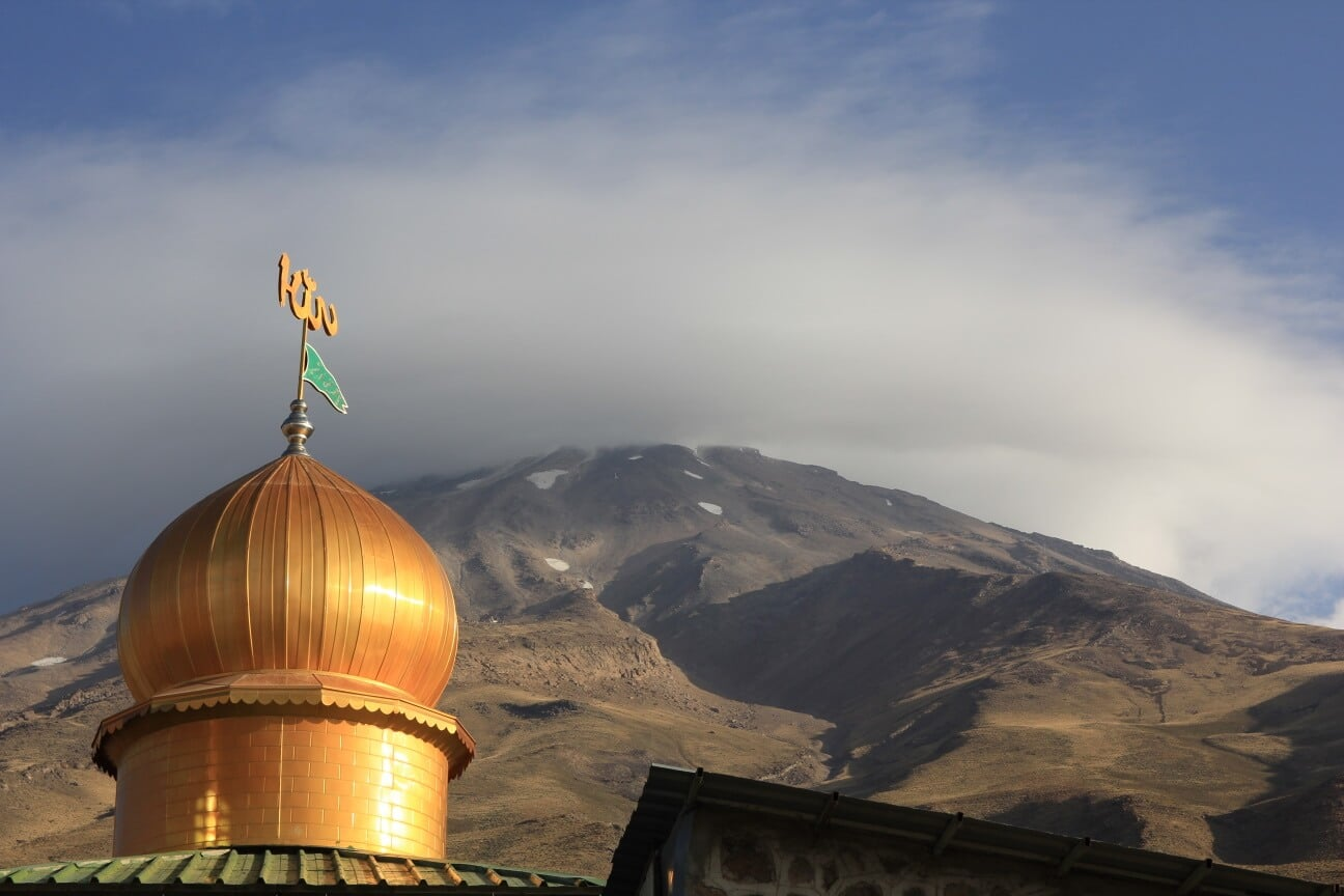 Mount Damavand Tour Climb mountain iran travel agency private Cheetah adventures expedition trekking 1