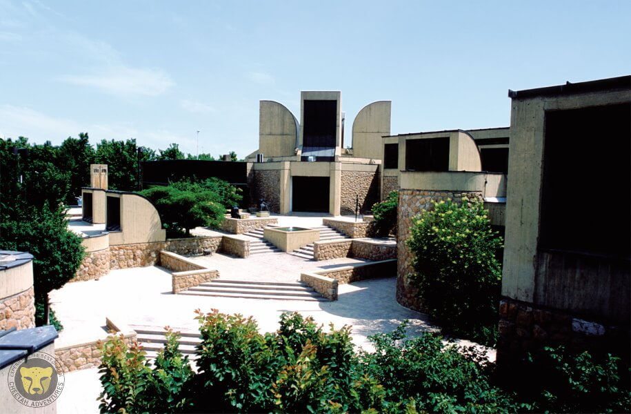 contemporary-of-art-museum-tehran cultural tour travel package