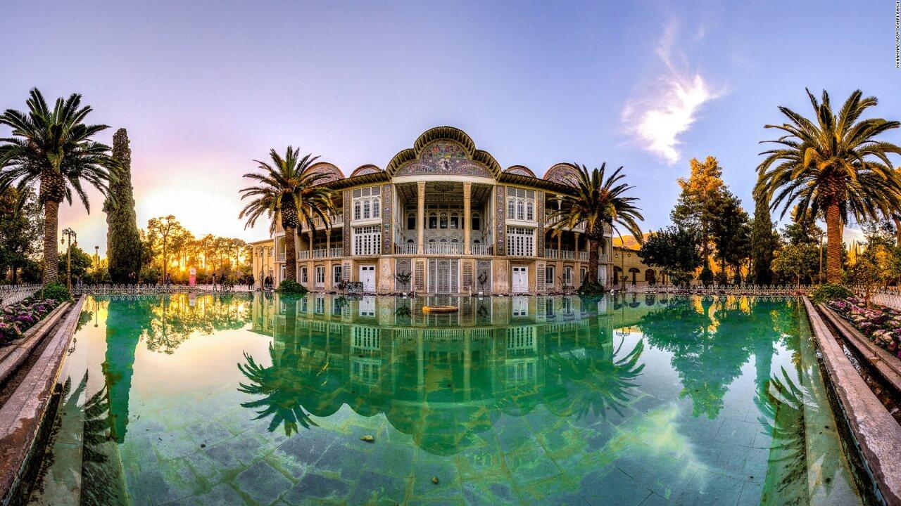 eram garden shiraz iran tour beautiful culture package agency cheetah adventures 2