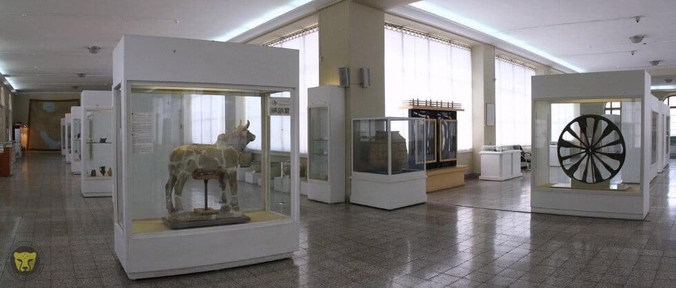 Iran national museum cultural tour tehran travel cheetah