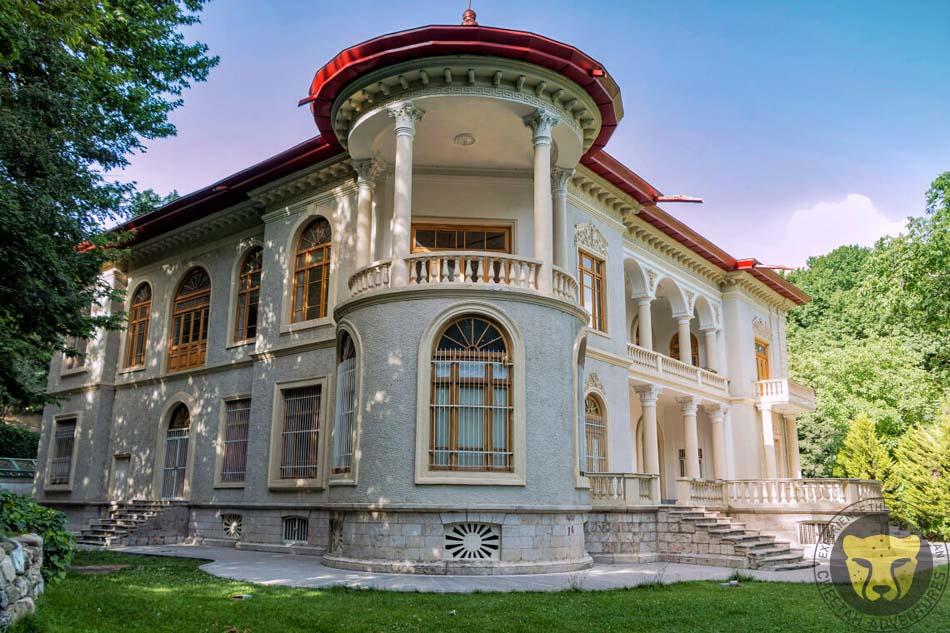 1-Sadabad Palace, Tehran, Tochal Trekking Tour