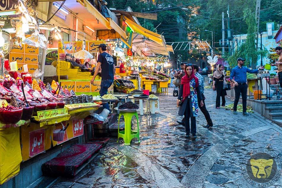 2-Darband, Tehran, Tochal Trekking Tour