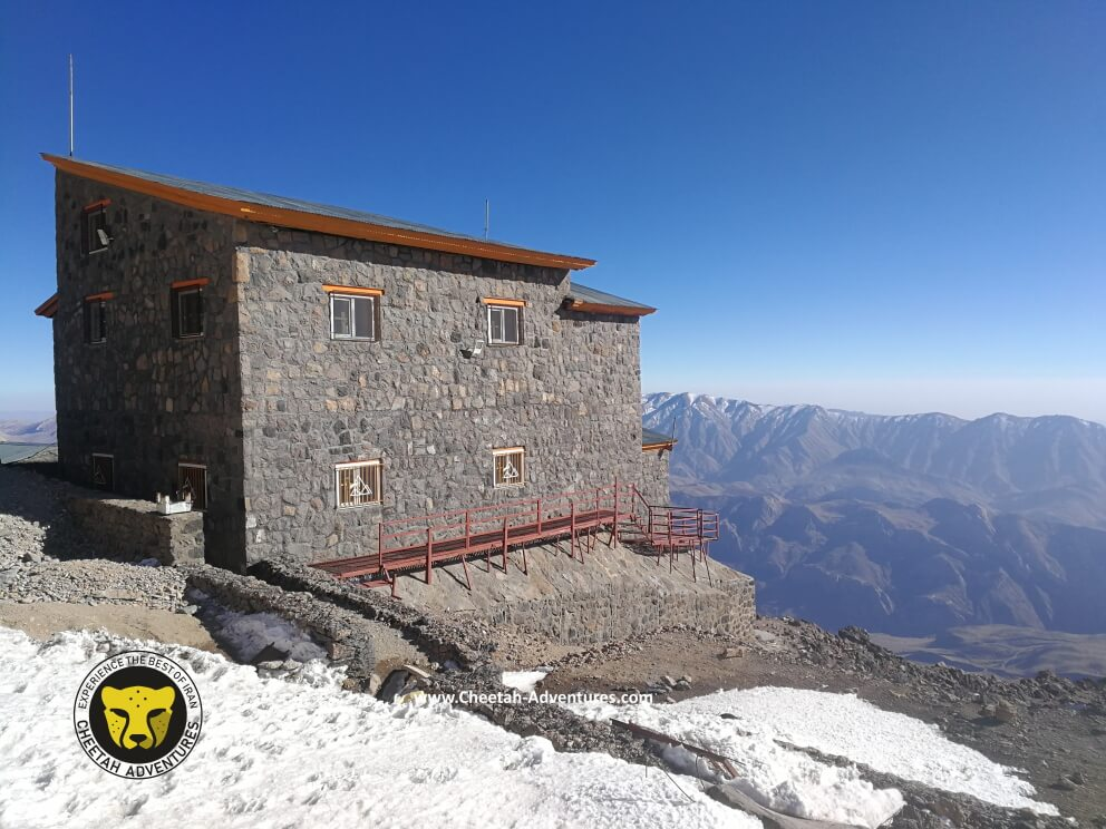 4-Bargah-e Sevom Hut at 4200m