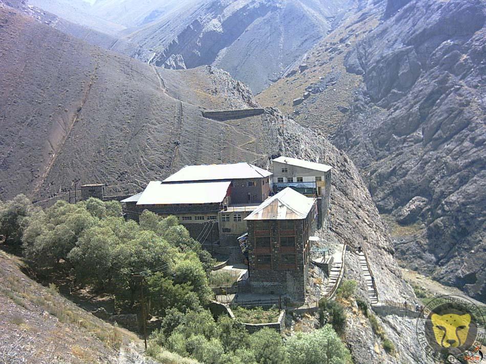 4-Shirpala Hut (2750m), Tochal Trekking Tour (2)