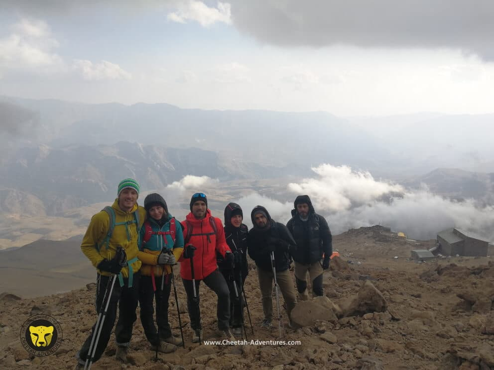 5-Acclimatization above Bargah-e sevom Hut,