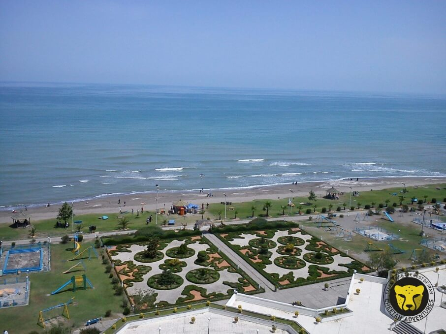 7-Mahmoodabad, The Caspian Sea