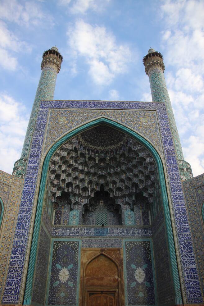 Imam (Shah) Mosque, Naghsh-e Jahan Square, Isfahan, Iran Tour Iran Destinations