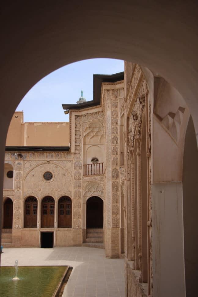 Kashan tabatabai house iran culture tour