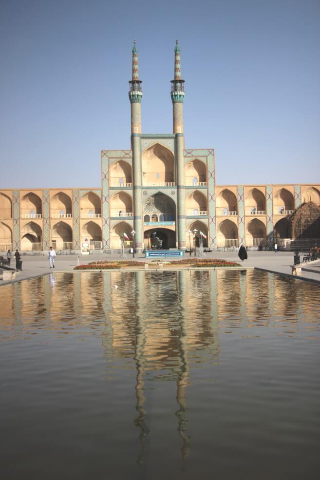 Yazd Iran Destination tour package