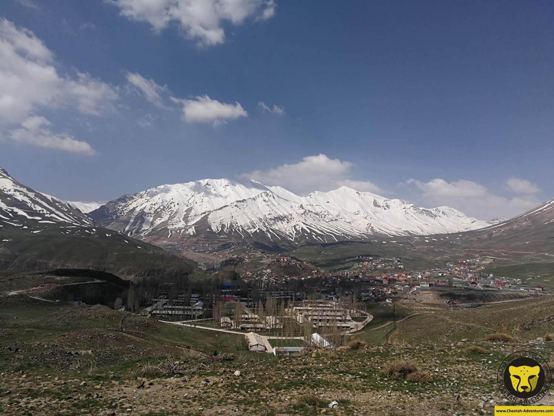 2 Mount Gol-e Zard (3800m), Polur Village, Damavand Ski Touring