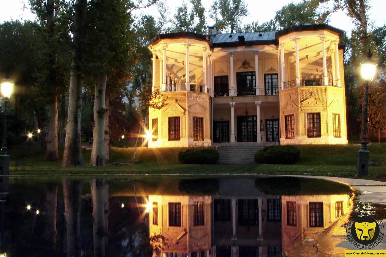 Ahmad_Shahs_Pavilion Niavaran Palace Tehran Tour Iran Travel Agency
