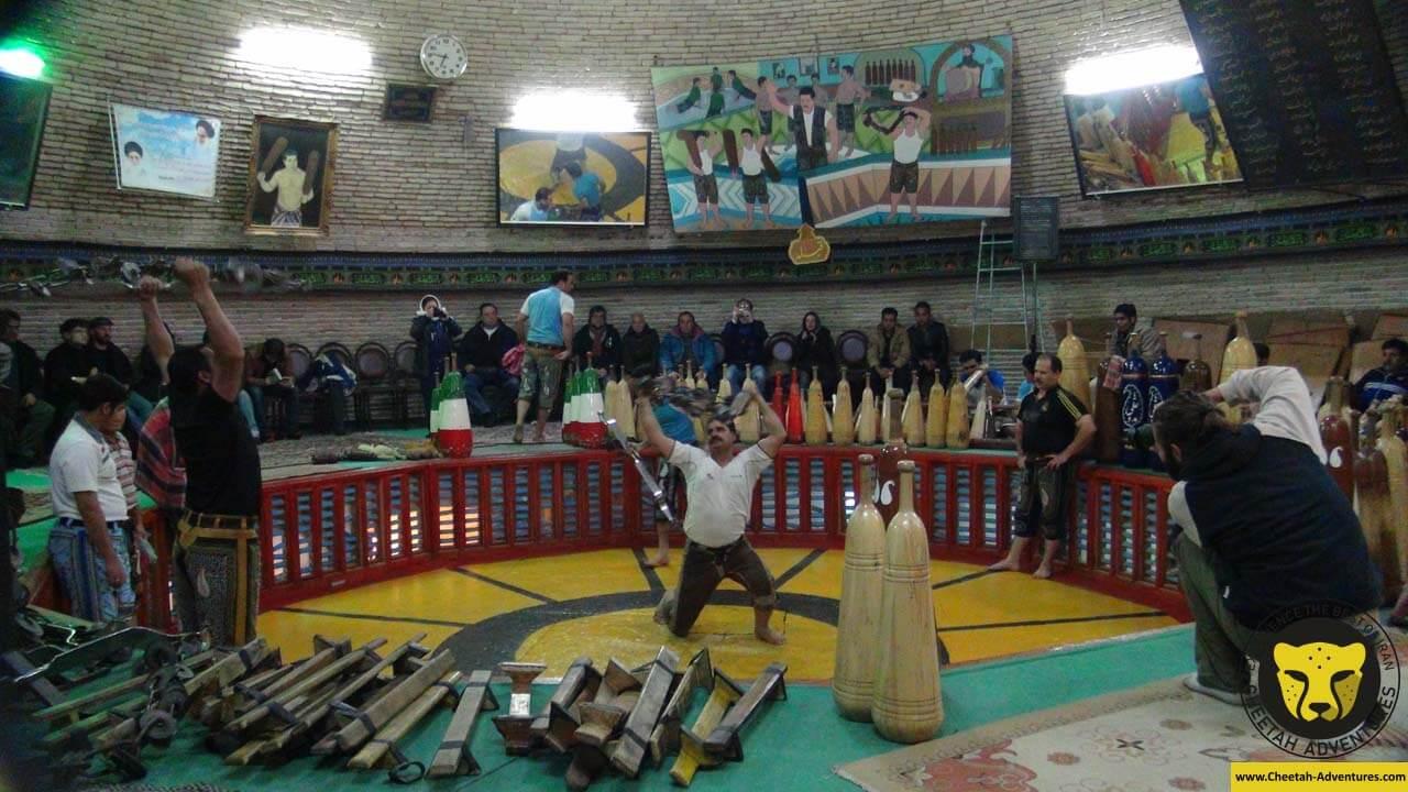 Zoorkhaneh Amir chakhmaq zoorkhaneh yazd cultural iran tour visit travel cheetah adventures