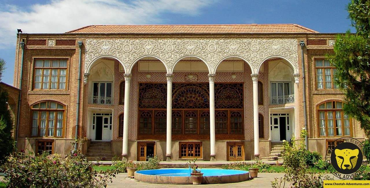Constitution house tabriz culture iran tour travel guide destinations cheetah adventures