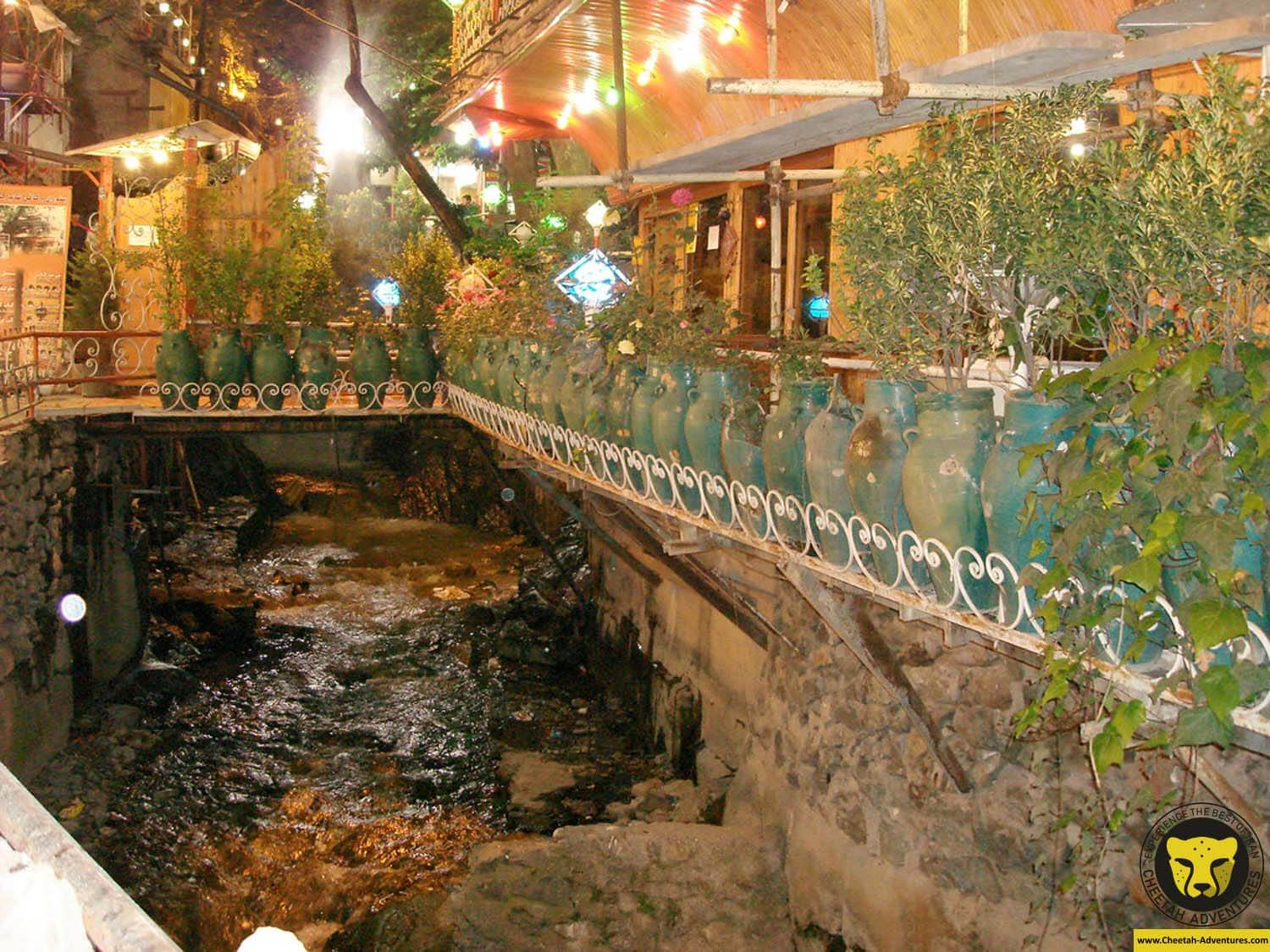Darband tehran tour iran travel agency cheetah adventures