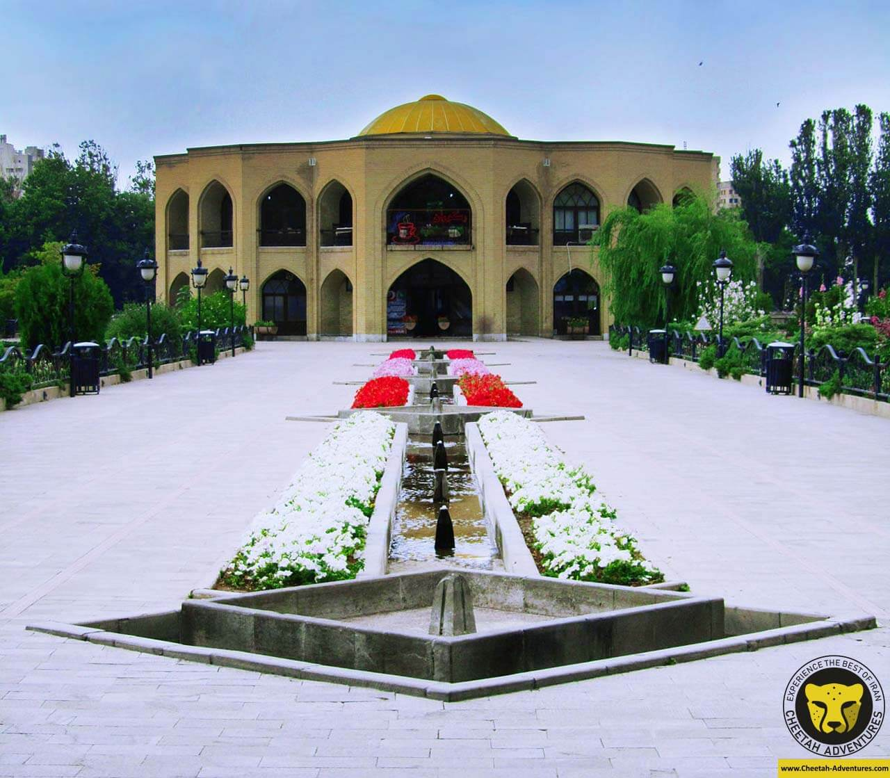 Elgoli park tabriz iran tour travel cheetah adventures