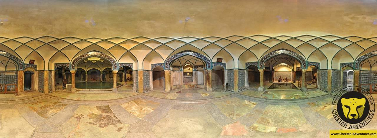 Ganjali Khan Bathhouse Kerman Tour guide travel tips activites iran tour package cheetah
