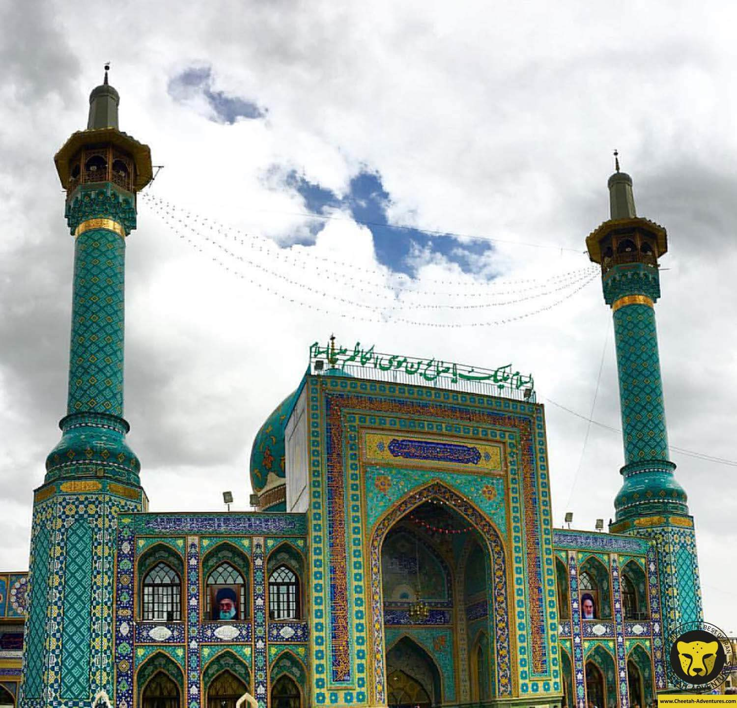 Imamzadeh saleh Tehran Tour Package Cheetah Adventures Iranian Travel Agency