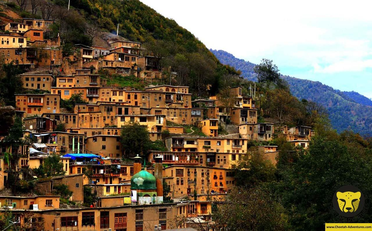 Masuleh village rasht iran tour package travel iran cheetah adventures