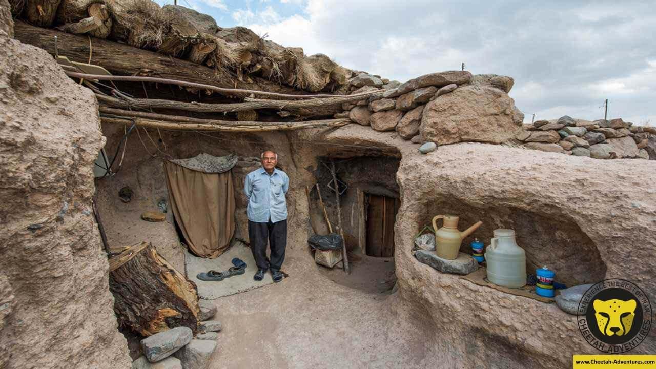 Maymand village kerman travel guide iran tour package Cheetah adventures