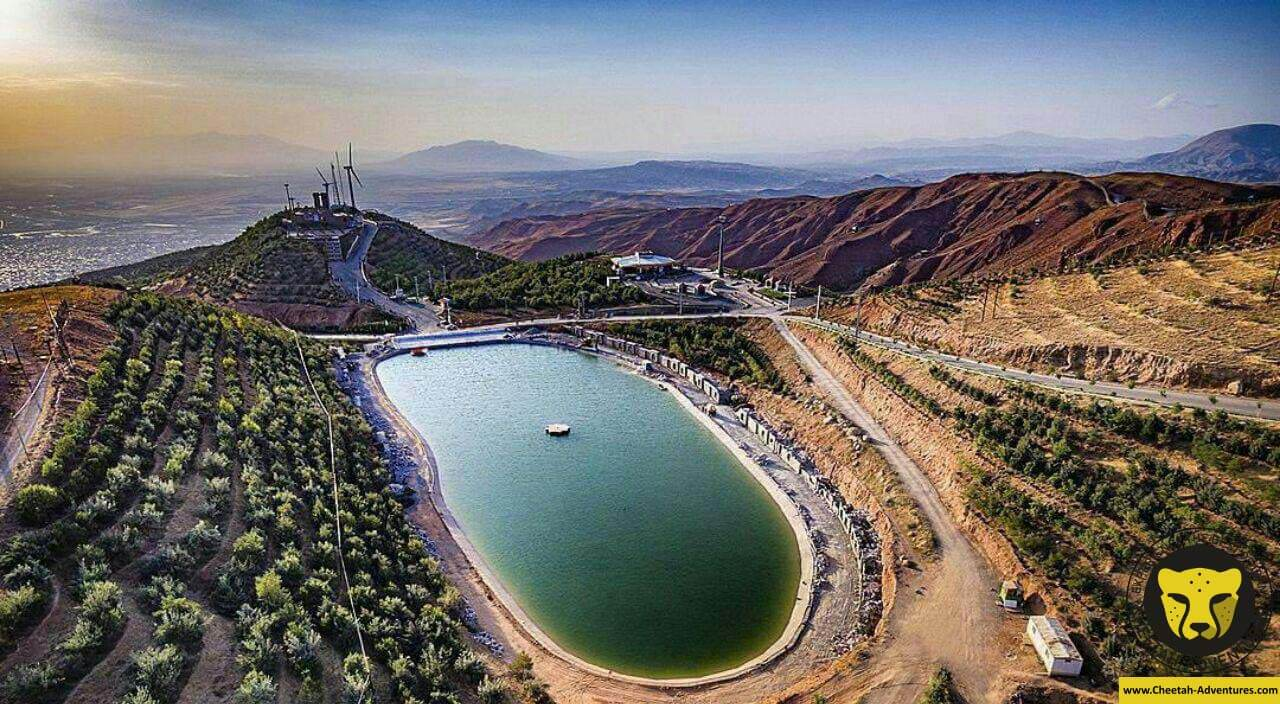 Mount Eynali recreational complex tabriz things to see cheetah adventures