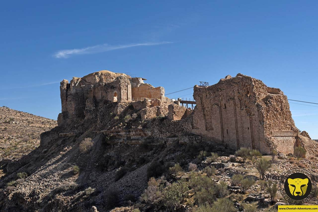Qal'eh Dokhtar (Qaleh Dokhtar) kerman travel guide iran tour package Cheetah adventures