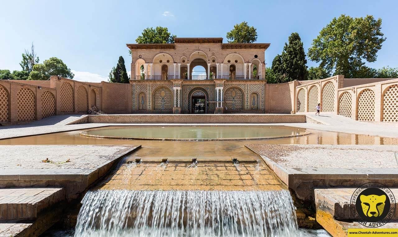 Shazdeh Mahan Garden(Bagh-e Shahzde) kerman travel guide iran tour package Cheetah adventures2