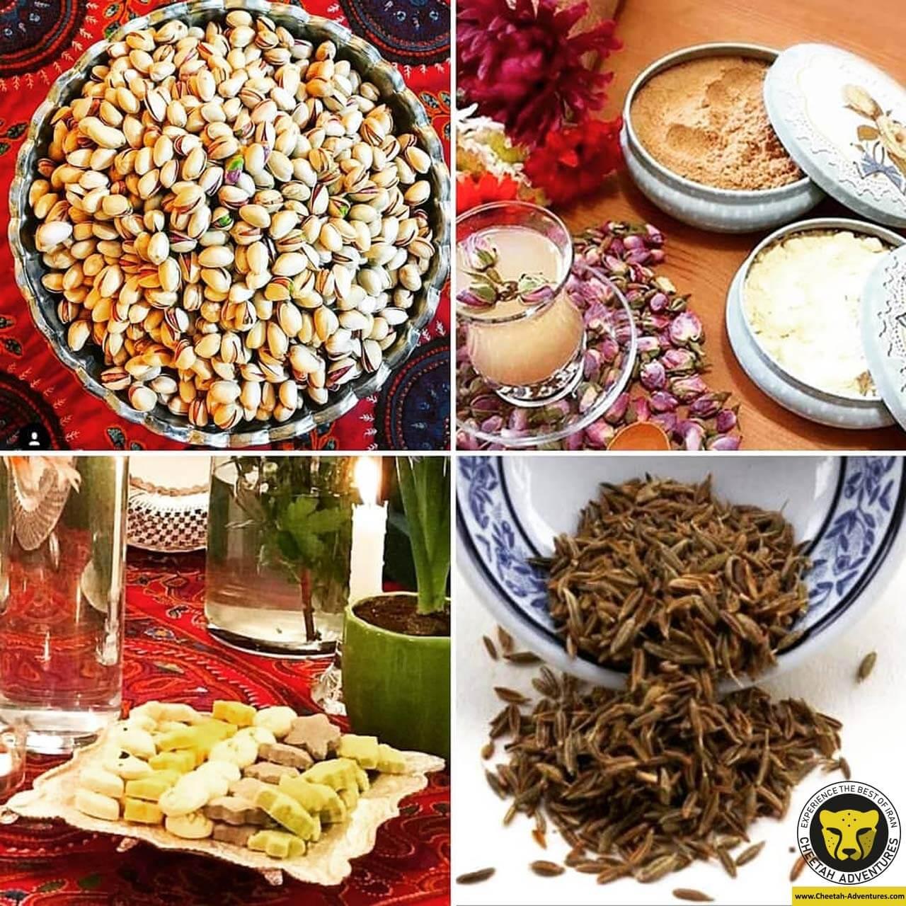 Souvenirs kerman travel guide iran tour package Cheetah adventures