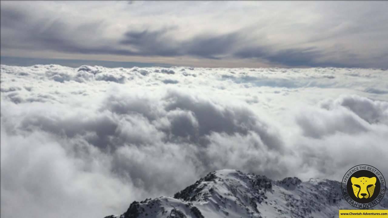 hezar mount mountain kerman travel guide iran tour package Cheetah adventures