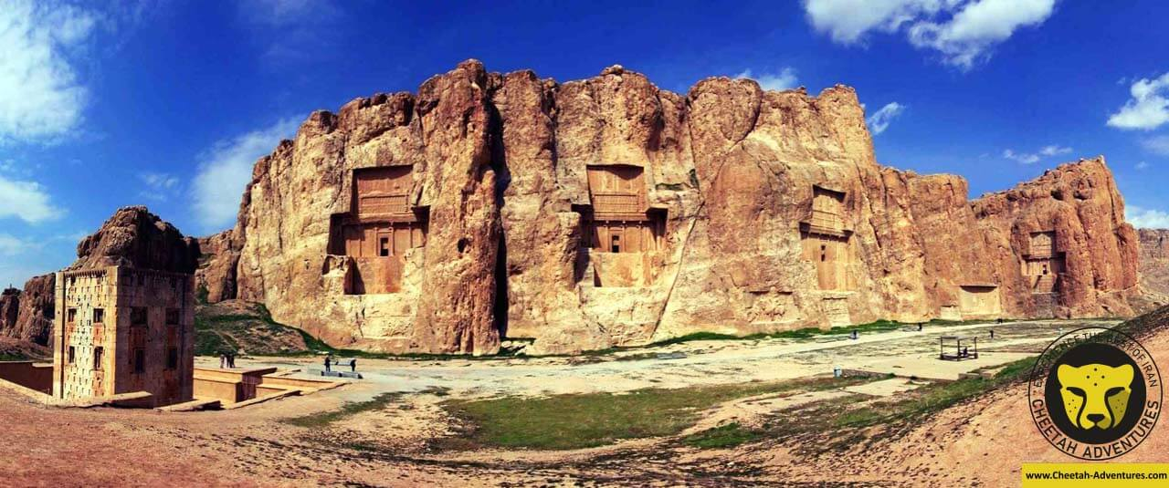 Naqsh-e Rostam necropolis naghshe rostam shiraz tour visit iran package cheetah adventures