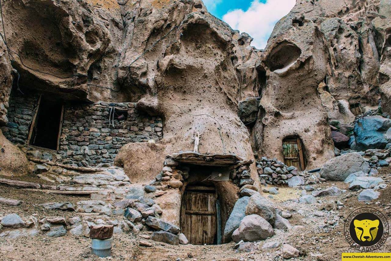 tabriz Kandovan iran tour guide travel destination village cheetah adventures