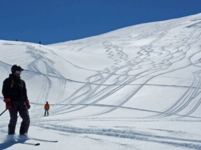 Amazing Powder snow, Dizin Ski Resort dizin tochal skiing tour package