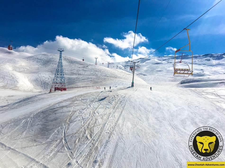 Empty-slopes-in-Dizin-Ski-Resort