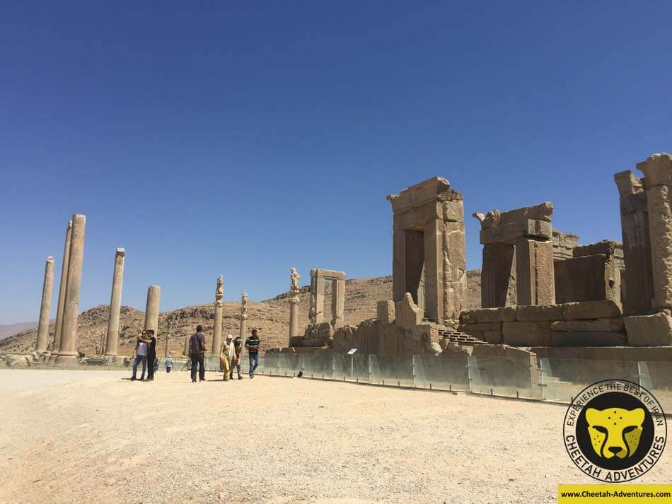 Ruins of Persepolis Takhte Jamshid Shiraz Iran Cultural tour