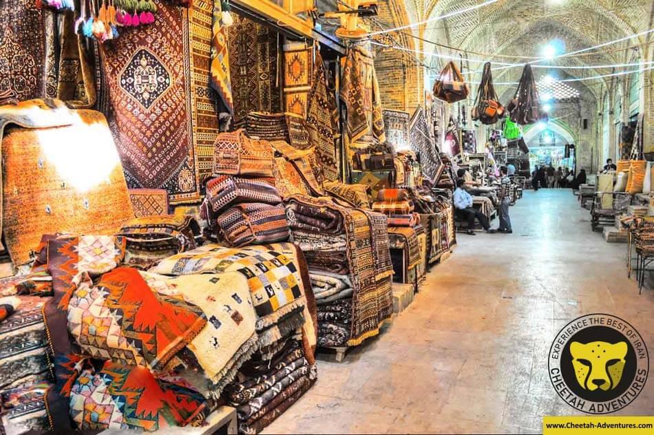Vakil Bazaar Shiraz Iran Culture tour