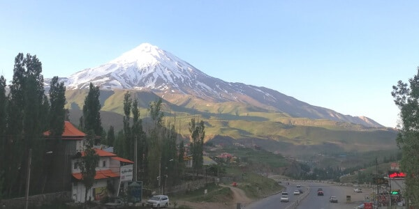 climb Damavand tour package trekking private tour rineh plur village