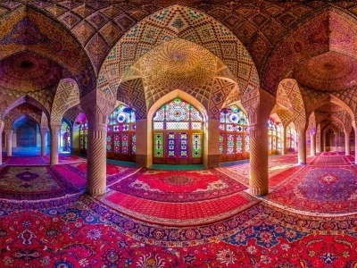 nasir-al-mulk-mosque-shiraz-iran tour cultural heritage depth package travel visit iran