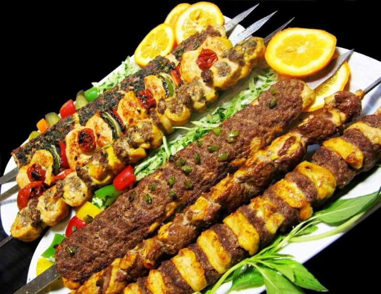 iranian-food kebab kabab beef iran visit travel things to know s