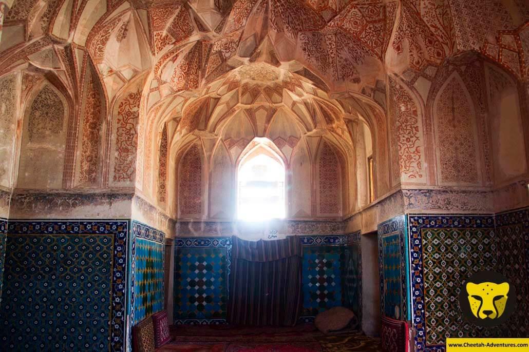 Sheikh-Jebra-il Shrine-ardabil-iran tour cultural heritage depth package travel visit iran